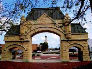 350px-Union_Stockyard_Gate