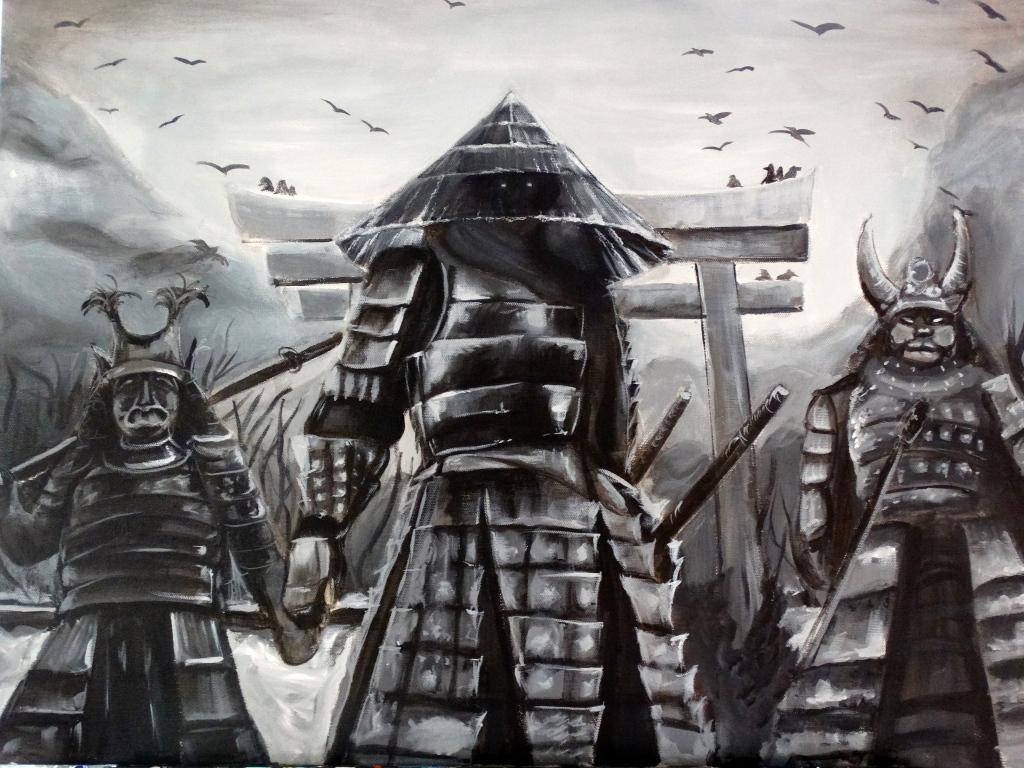 """""""End of the Shogun Era"""""""
